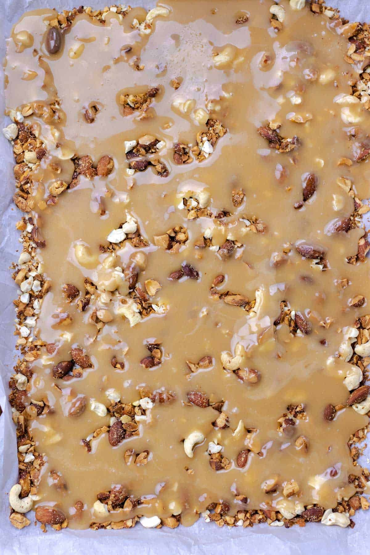 Photo of Almond & Cashew Buttercrunch Toffee – Whipped It Up