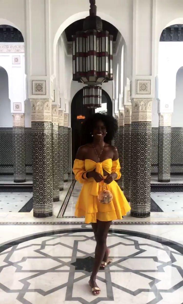 Pin by annaconda on yello pinterest black girl magic black