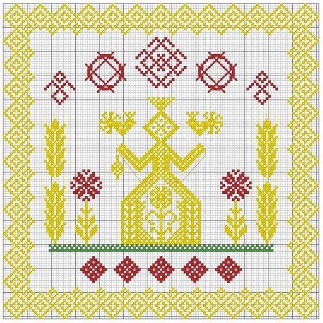 Радикал-Фото: Картинка   Вышивка крестом, Вышивка ...