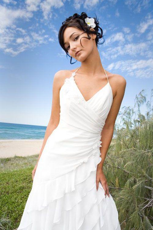 Outdoor Wedding Dresses In 2019 My Beach Wedding 3 Wedding