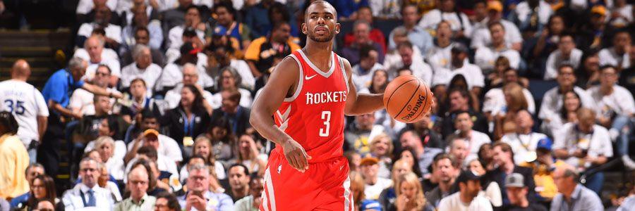 Free NBA winning pick Houston Rockets vs. Toronto Raptors