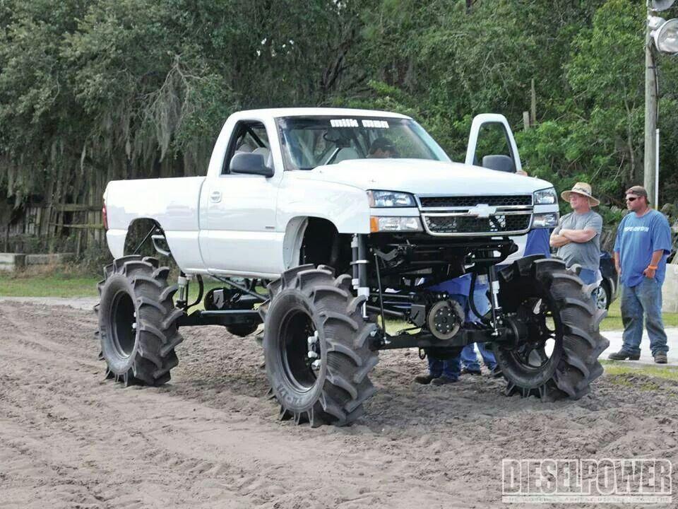 Just Chevy Trucks >> Pin By Cheyan Navarro On Jacked Up Mud Trucks Chevy Trucks