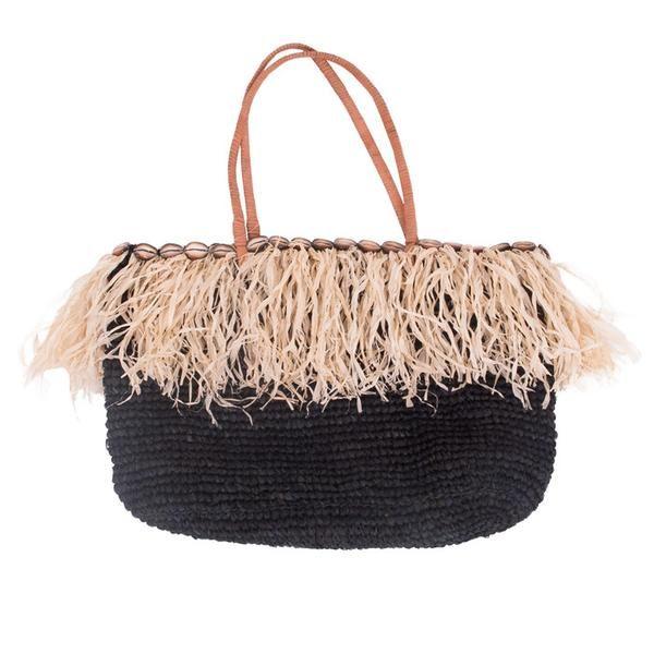 Fiesta Woven Mochila Bucket Bag