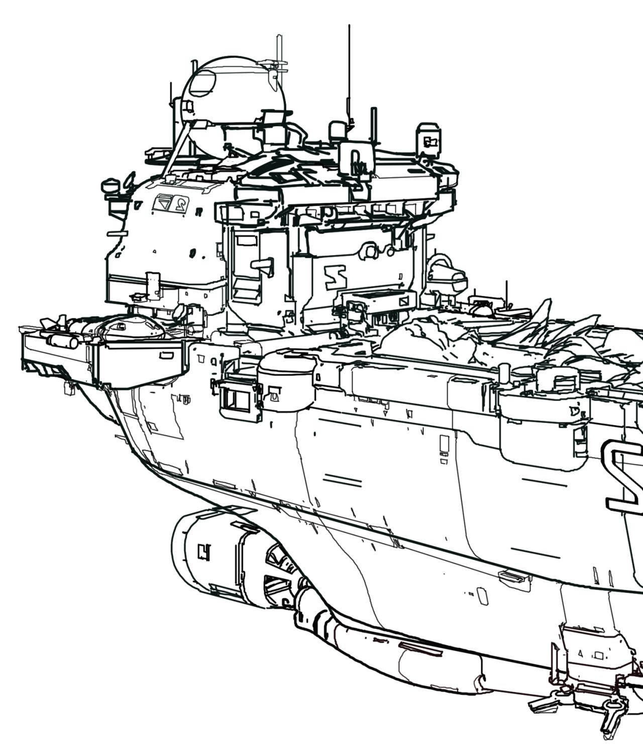 and a tanker thing