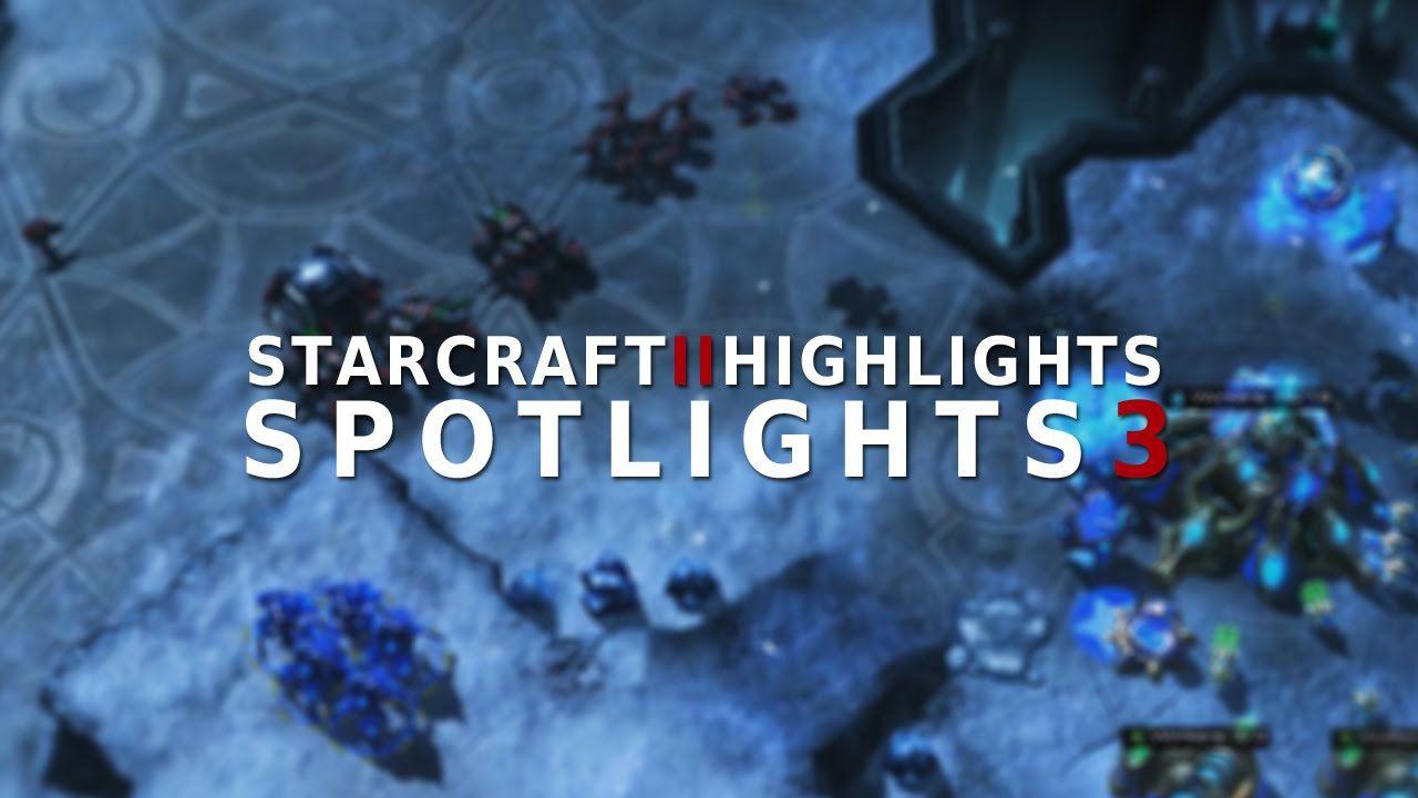 Spotlights #3 - Starcraft II Community Play Highlight #games #Starcraft #Starcraft2 #SC2 #gamingnews #blizzard