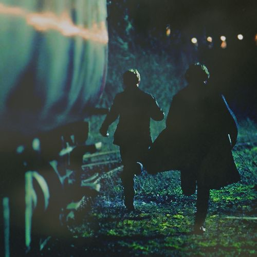 The story of Sherlock Holmes, on the surface, is about detection, but in reality, it's about the best of two men who save each other--a lost, washed-up war hero and a man who could end up committing murders instead of solving them. They come together. They become this perfect unit. They become the best friendship ever, and they become heroes. That's what we fall in love with, not Sherlock on his own. No one can love that man on his own, but Sherlock Holmes & Dr. Watson--the best friends…
