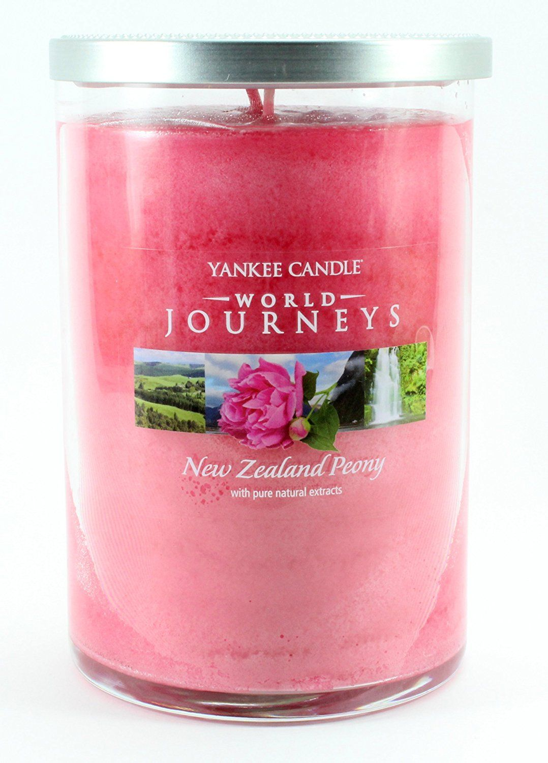 Yankee Candle World Journeys 22 oz 2 Wick Tumbler Candle