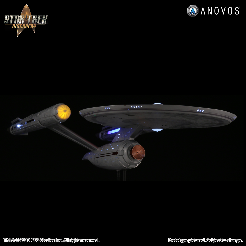 Star Trek Discovery Ncc 1701 U S S Enterprise Constitution Class Studio Scale Starship Filming Miniature Made To Order Enterprise Model Star Trek Universe Starship