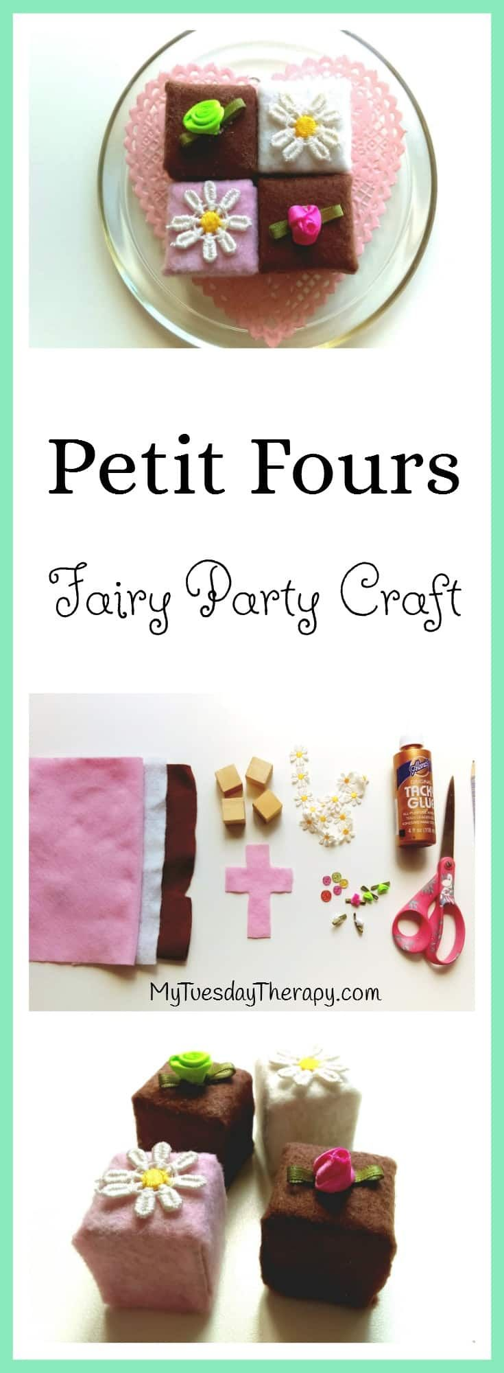Fairy Party – Delicious Desserts Celebration | Fairy party ...