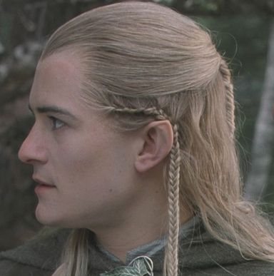 Inspo Diy Legolas Hair Tutorial Elven Hairstyles Elf Hair Hair Tutorial