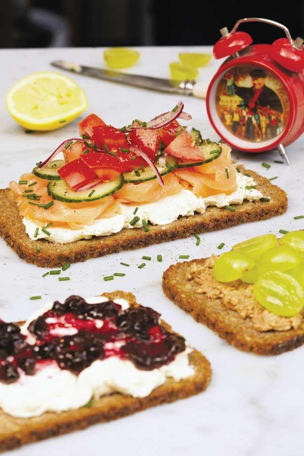 Easy recipes using bread