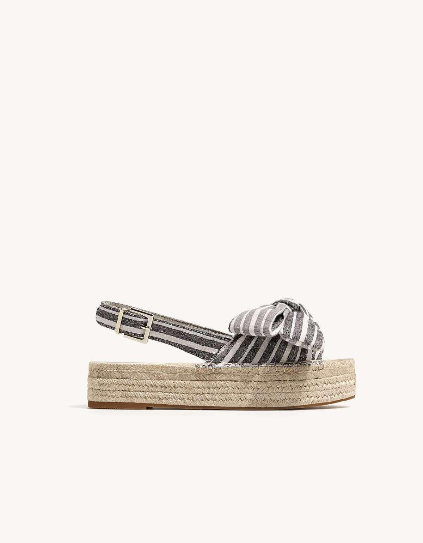 7d965ae058 Minorchine Estate 2017 STRADIVARIUS | Footwear | Iuta, Scarpe e ...