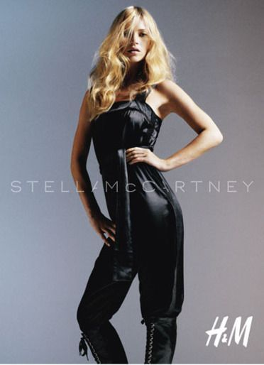 KATE MOSS  STELLA McCARTNEY  FOR H&M 2005 By Mario Sorrenti ?