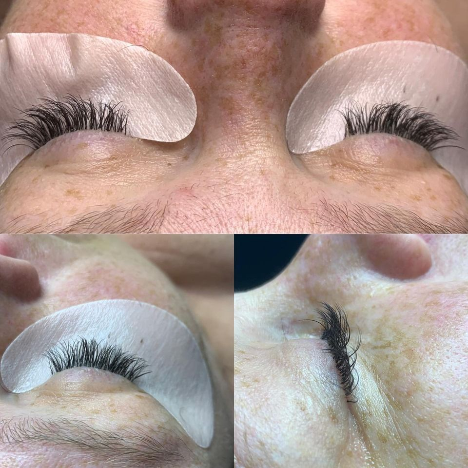 Can You Get Eyelash Extensions Wet In The Shower First Fill With The New Novalash London Volume Lashes Novalash Londonvolume I Can T Wait To Do A Full Fresh Set Wit Novalash Volume Lashes Eyelash Extensions