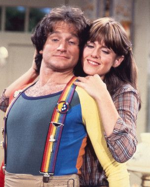 Prints & Posters of Mork and Mindy 296869 | Robin williams ...