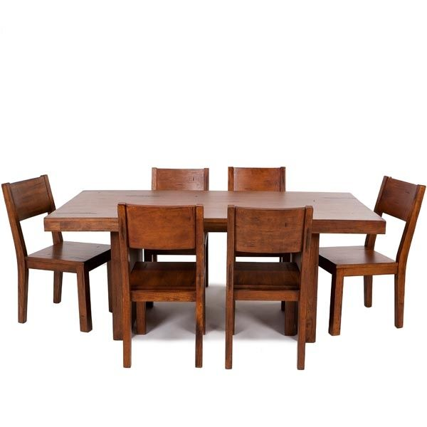 Dining - Formal Dining Sets - Sequoia 5 Piece Dining - Welcome to