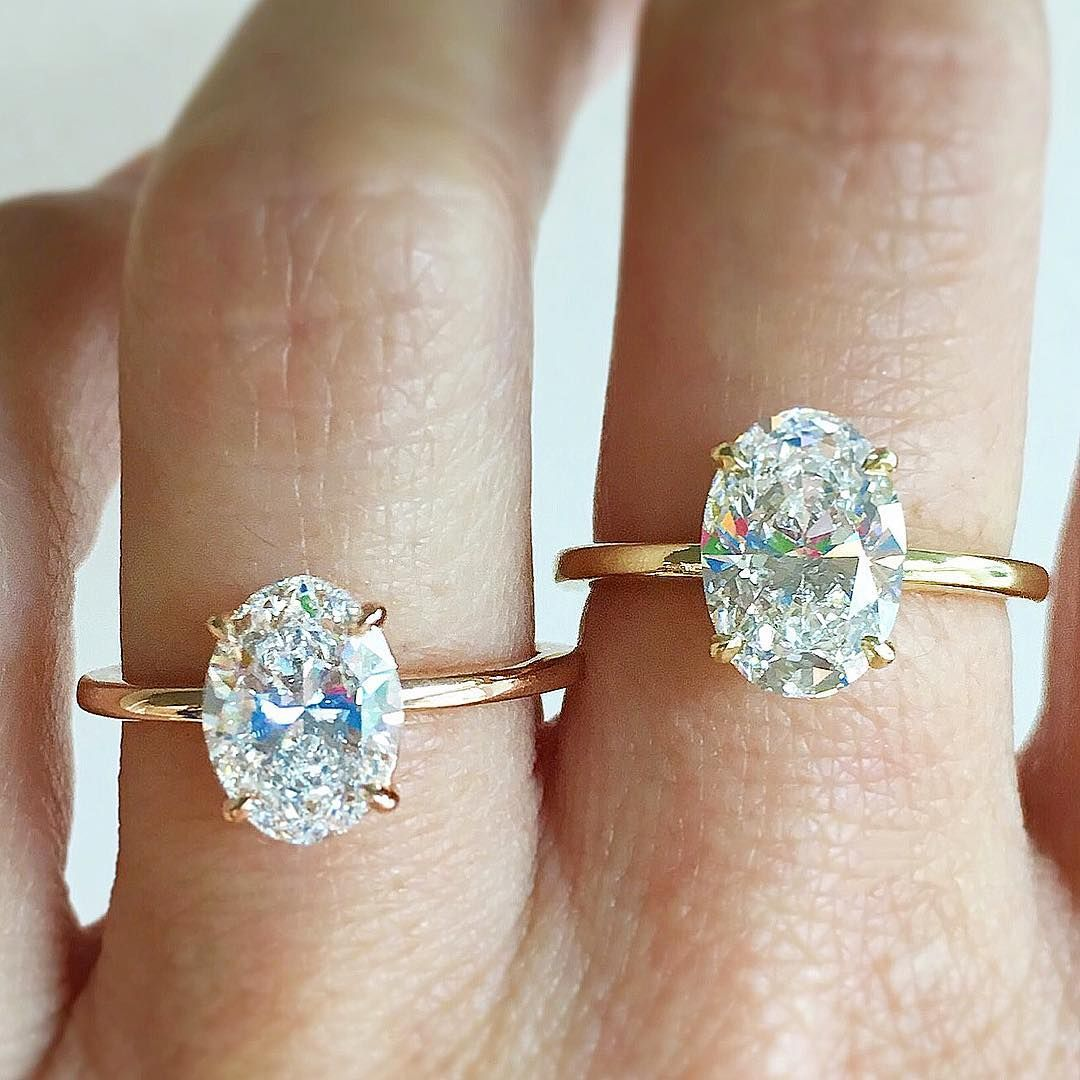 Are you a rose or yellow gold girl? Visit both versions of