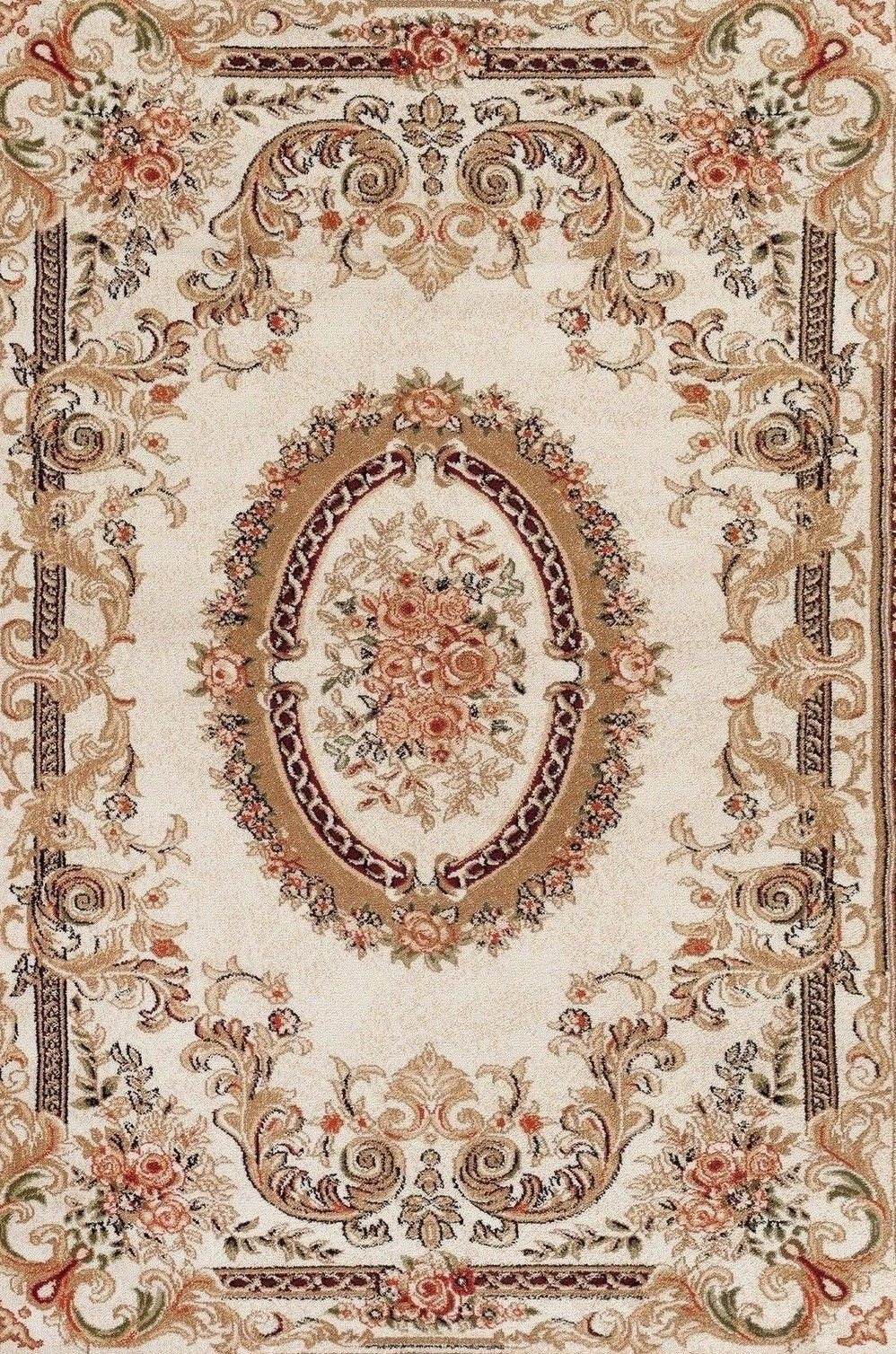 Persian Design Miniature Woven Carpet Elegant Dollhouse Rug Furniture Decorative