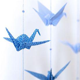 Origami Earring Crane Paper, origami crane, angle, technic ... | 275x275