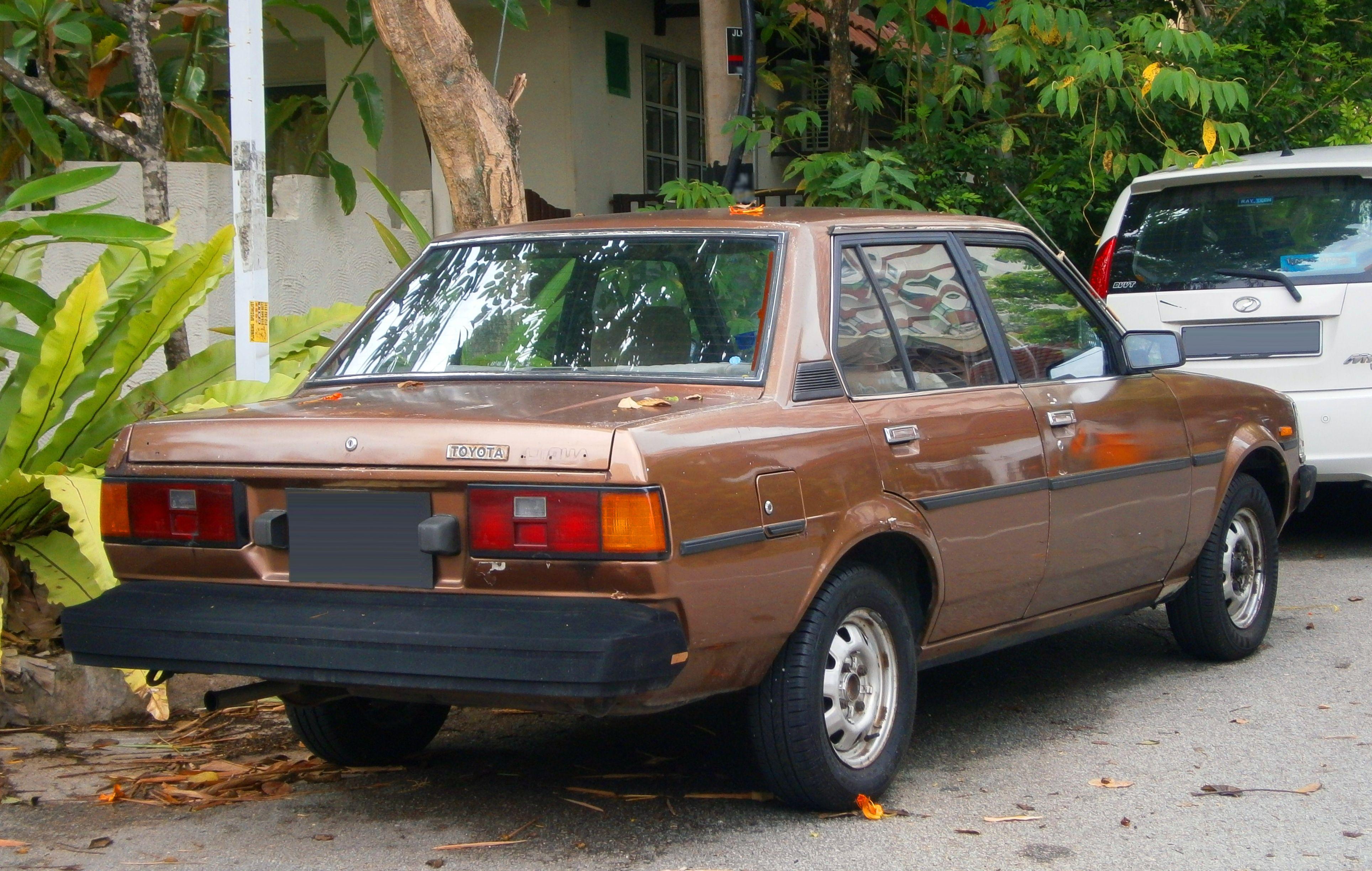 Kelebihan Kekurangan Toyota Corolla 1984 Spesifikasi