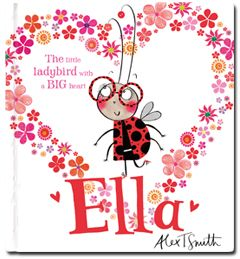 Ella by Alex T Smith published by Scholastic. Narrated for Me Books by Lucy Porter.