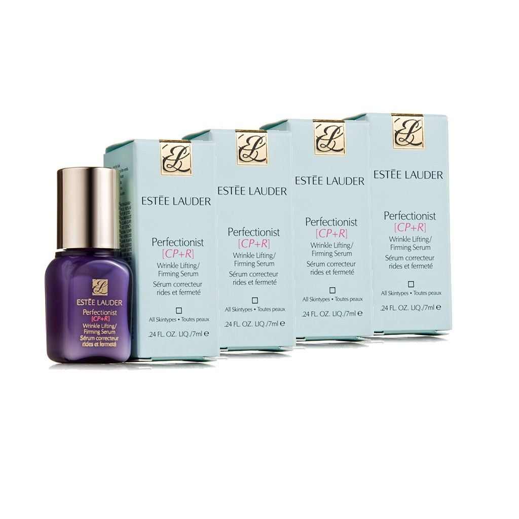 Estee Lauder Perfectionist Cp r Wrinkle Lifting/firming Serum .24ml (4 count) ** Check out the image by visiting the link. #makeup