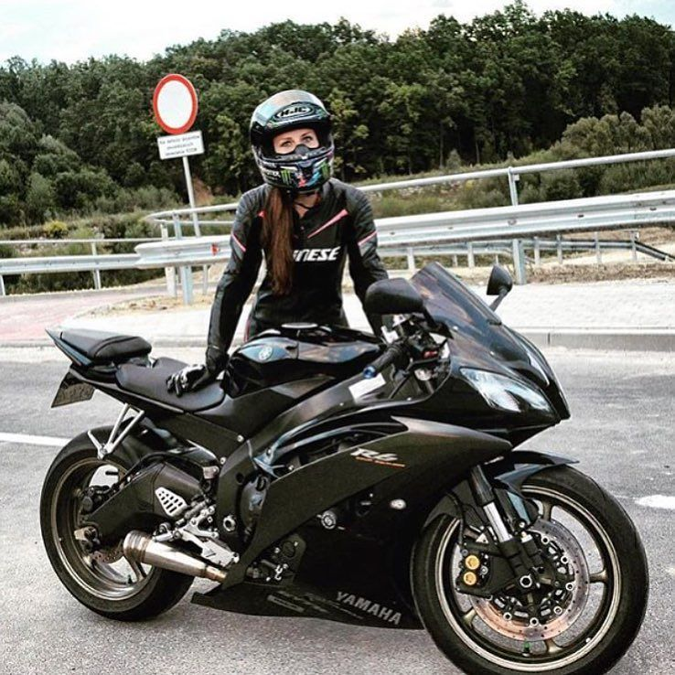 Real Motorcycle Women Shift Life Bikes Pinterest