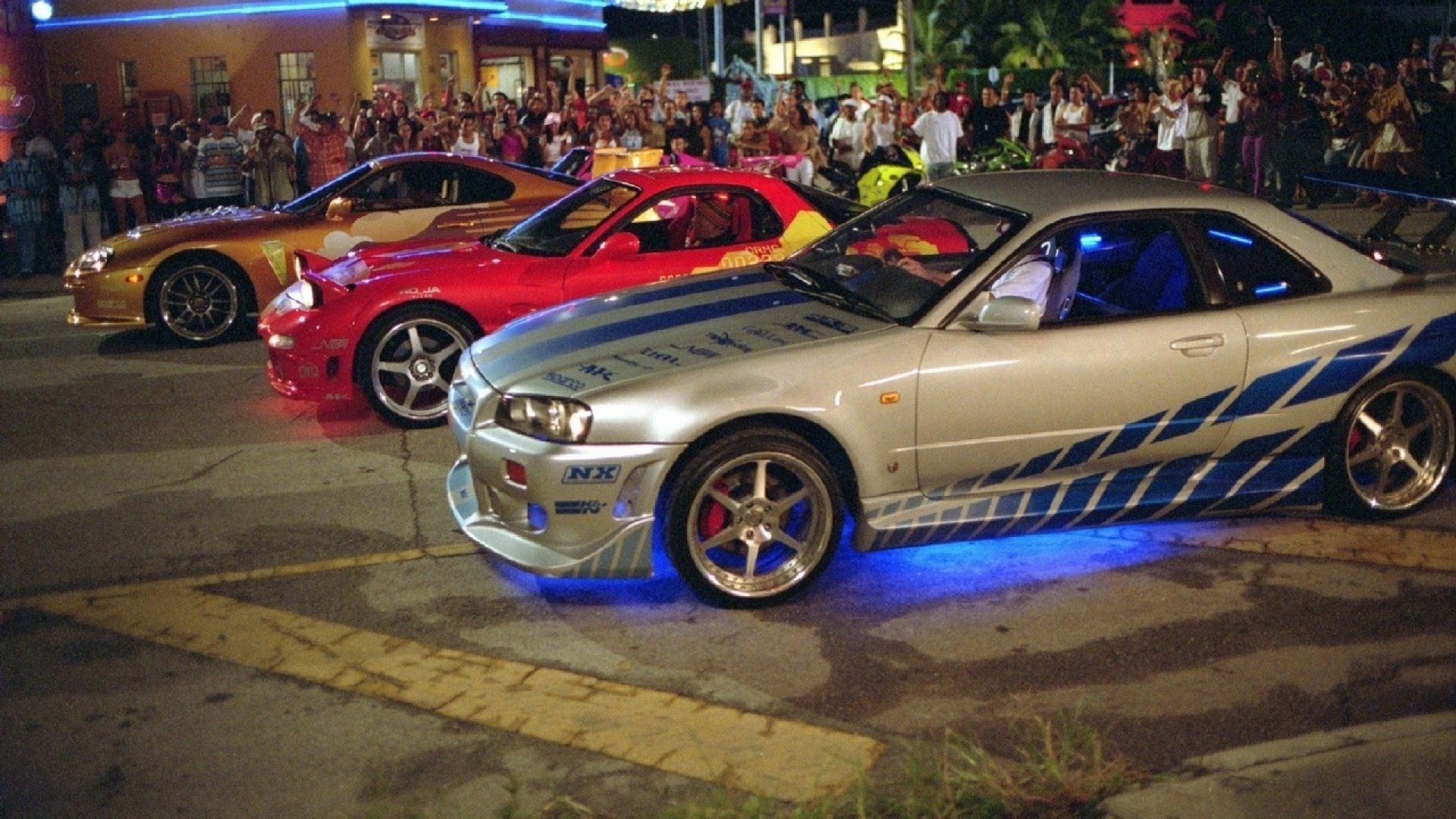 Fast And Furious Carros