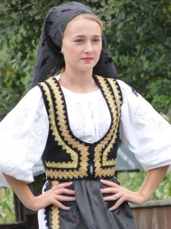 Image result for eastern european gypsies dress