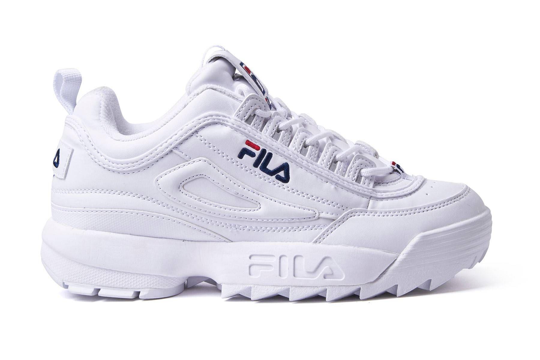 zapatos fila blancos para hombre colombia