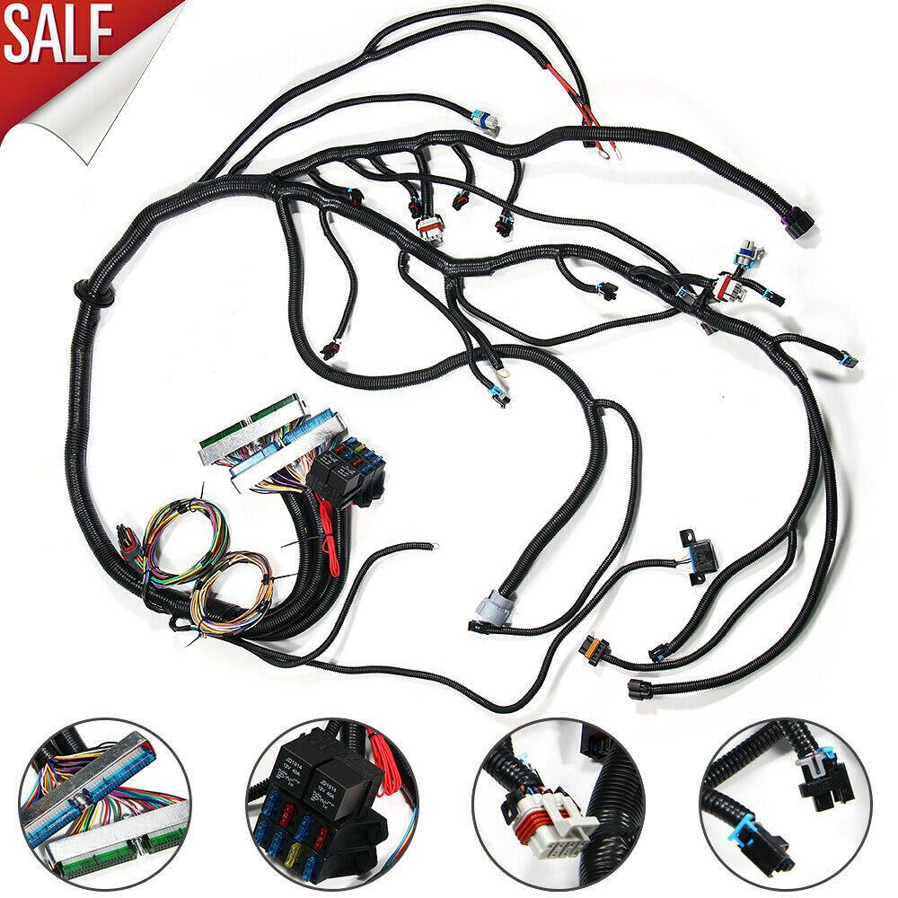 Pin On Vortec Wiring Harness