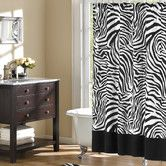 Found it at Wayfair - Home Essence Microfiber Shower Curtain