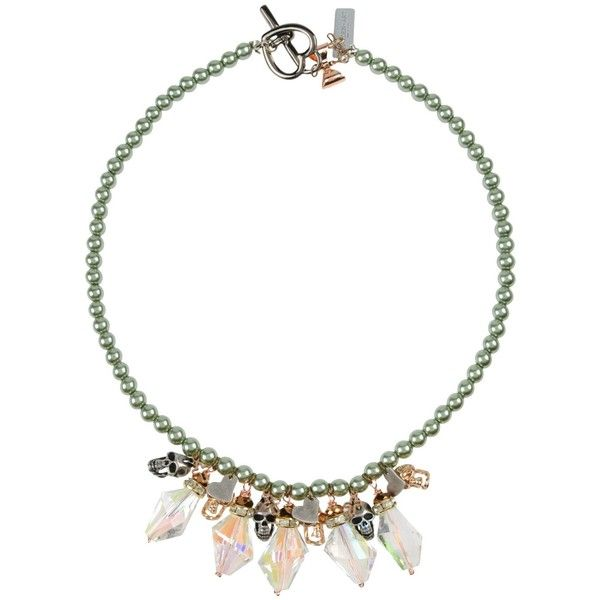 MAIDEN-ART Necklace ($141) ❤ liked on Polyvore