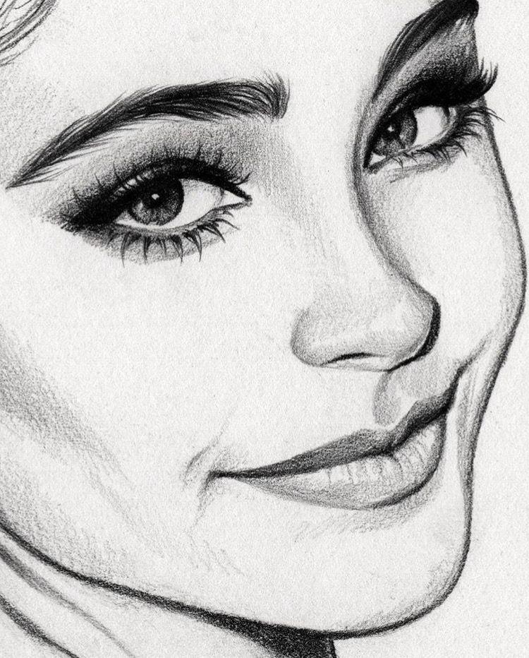 Рисунок рисунок карандашом