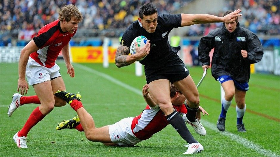 All Blacks Center Sonny Bill William S Arms Legs And Ink How Will A Know Where To Look First Via Gratuitous Rugby Photos