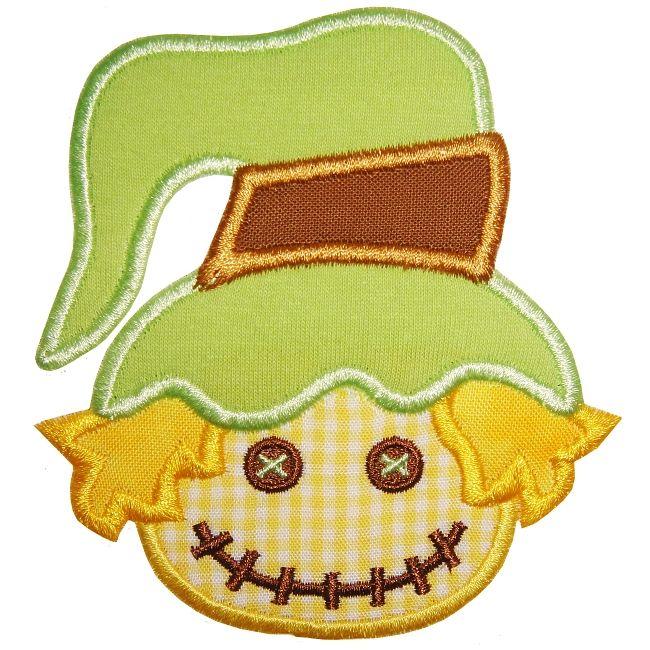 Scarecrow Applique 3984