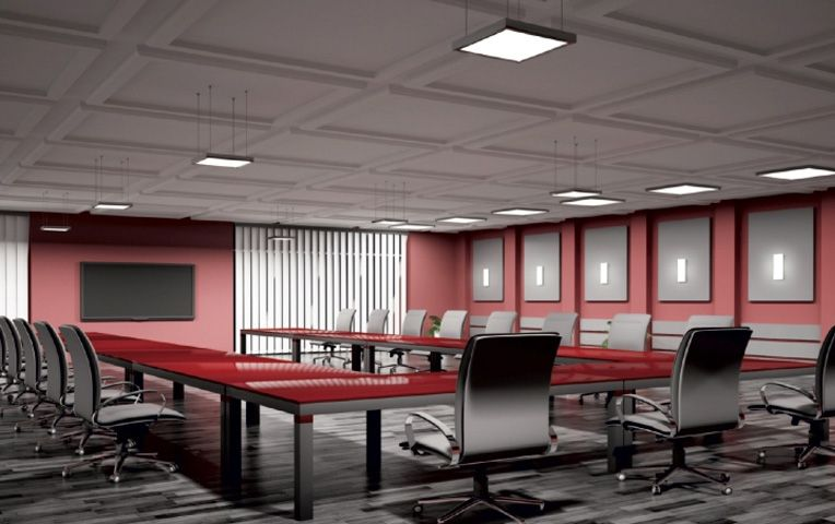Led ceiling lights by crompton light up your home with high performance round led lights best