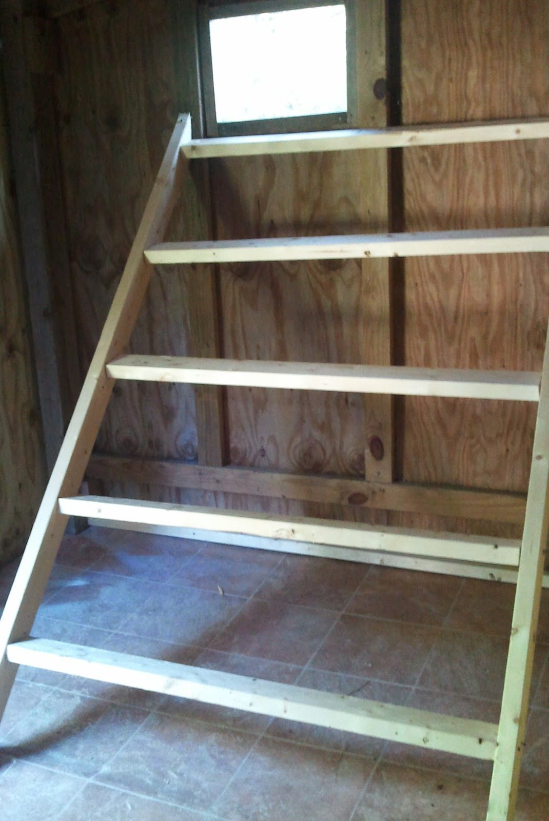 5 Easy Steps To Convert A Shed Or Lean To Into A Chicken