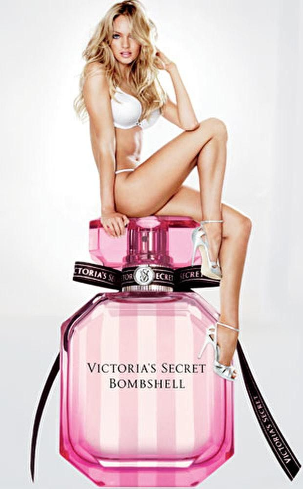 victoria scret ad perfume