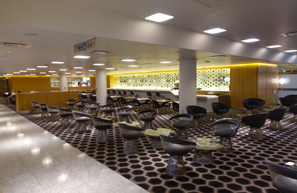 Review Qantas First Class Lounge Los Angeles Lax Lounge Airport Lounge Lax
