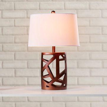 Kaulton 25 5 Table Lamp Table Lamp Lamp Modern Table Lamp