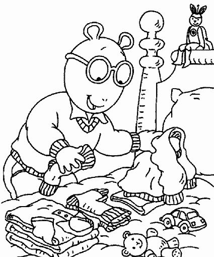 Arthur Coloring Pages Coloring Pages Pinterest Coloring Pages
