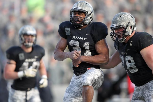Army Black Knights vs. Buffalo Bulls Pick-Odds-Prediction 9/6/14: Mark's Free College Football Pick Against the Spread