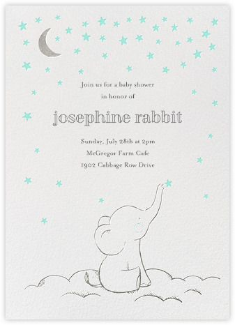 Baby Shower Invitations Online And Paper Paperless Post Ashley