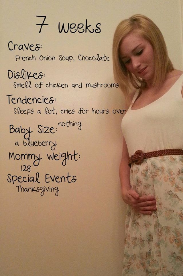 During Pregnancy Photo Documenting Cravings Habits And