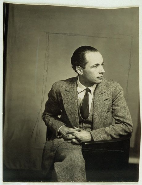 Man Ray —  Louis Aragon, 1925