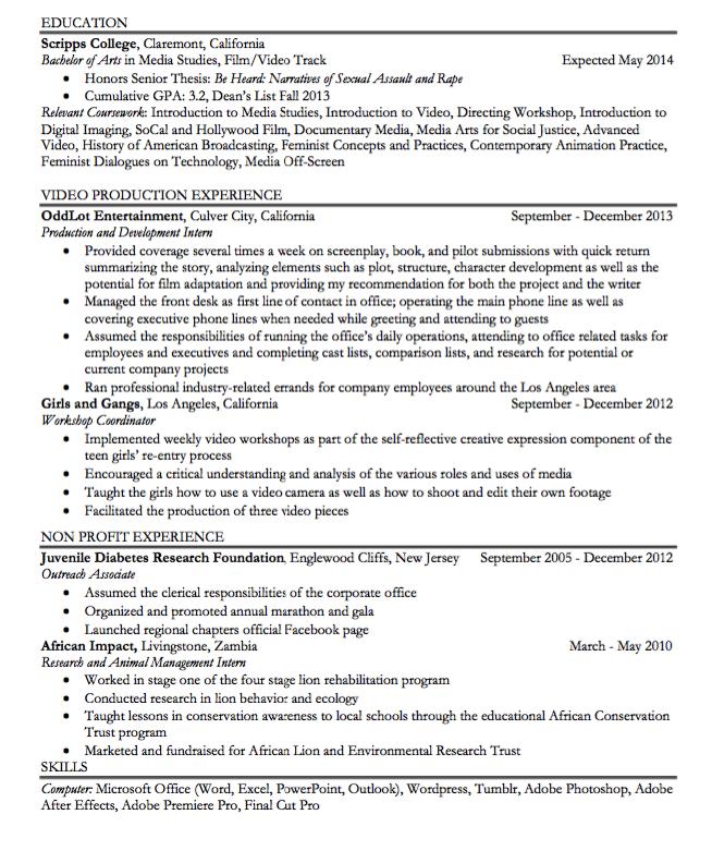 Sample Workshop Coordinator Resume Examples Resume Cv