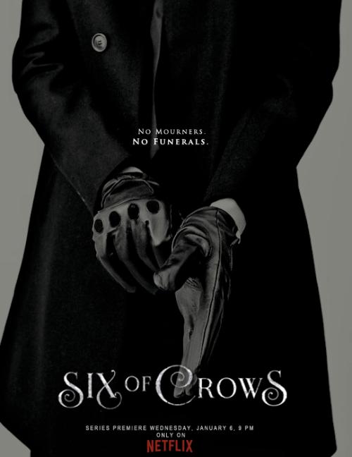 Resultado de imagen de six of crows netflix