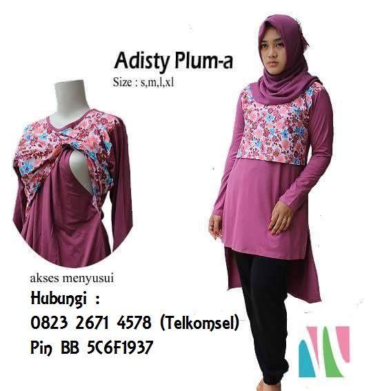 Model Baju Ibu Hamil Muslimah