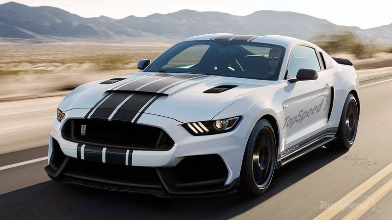 2016 Ford Shelby Gt350r Mustang Top Speed Shelby Gt350r Ford